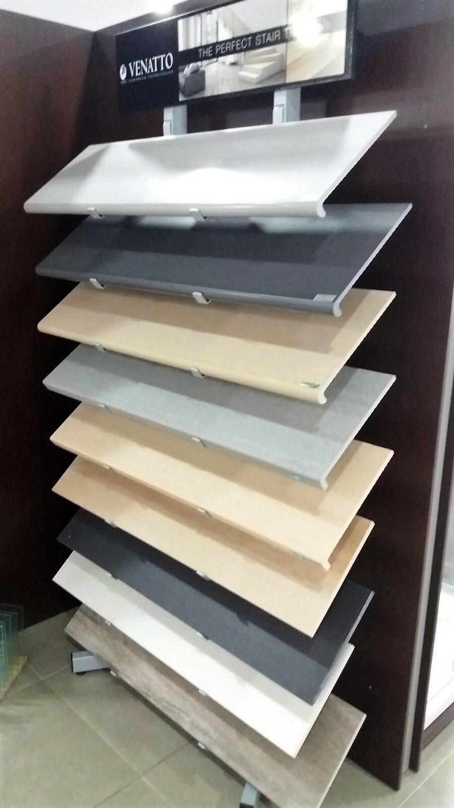 Nuevos Porcel Nicos Polvero Josele Materiales De Construcci N  ~ Materiales Para Peldaños De Escaleras Interiores